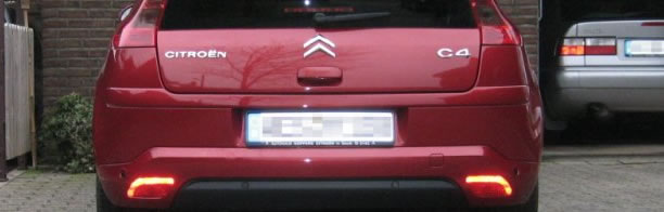 Citroen C4 Optik Tuning