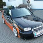 NFS Golf Cabrio Projekt