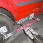 VW Golf Instandsetzung mit dem Micracle Ausbeulsystem