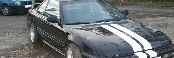 Honda Accord Ganzlackierung