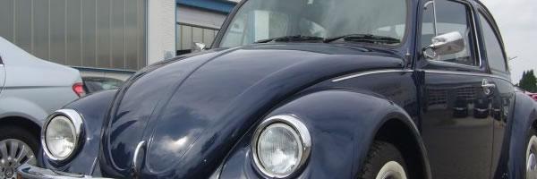 VW Käfer Ganzlackierung