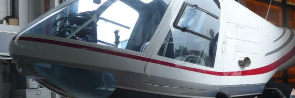 Enstrom 280FX D-HDLH Umlackierung