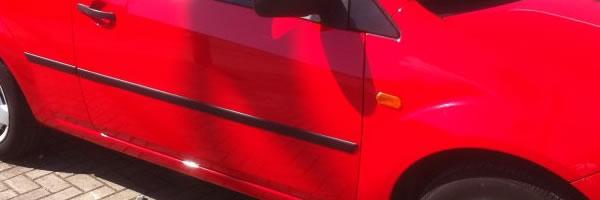 Fiat 500 Instandsetzung